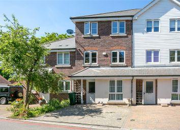 Thumbnail 4 bed terraced house for sale in Wharf Way, Hunton Bridge, Kings Langley