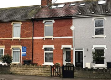 Thumbnail 4 bed terraced house for sale in Swindon Road, Wroughton, Swindon