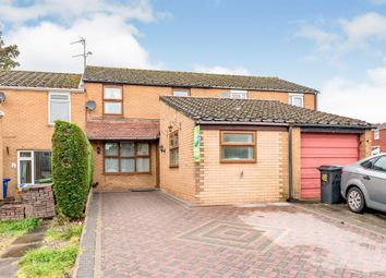 Thumbnail 3 bed terraced house for sale in Quince, Tamworth