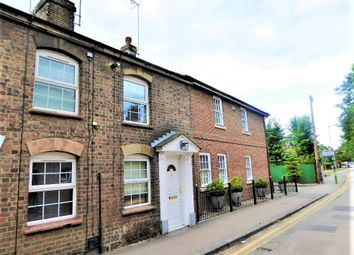 Thumbnail 2 bed end terrace house to rent in Leyton Road, Harpenden