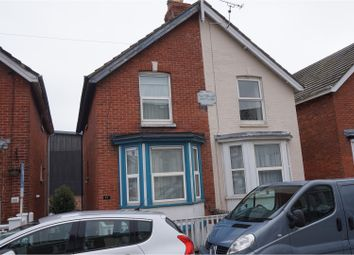 Thumbnail 3 bed semi-detached house for sale in Pelham Road, Cowes