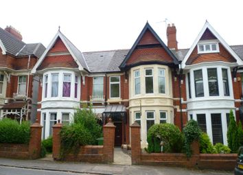 Thumbnail 4 bed property to rent in Pencisely Road, Cardiff