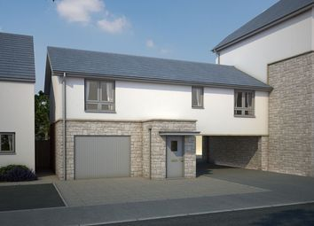 Thumbnail 2 bed mews house for sale in Park Avenue, Plymouth, Devon