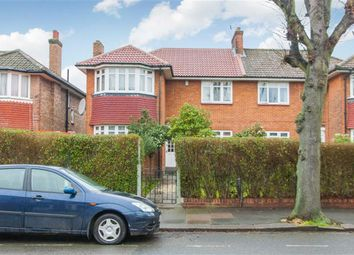 Thumbnail 4 bedroom semi-detached house for sale in Perryn Road, London