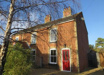 Thumbnail 3 bed property to rent in Aylsham Road, North Walsham, North Walsham