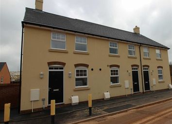 Thumbnail 2 bed terraced house to rent in Wonastow Road, Monmouth
