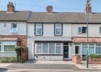 Thumbnail 3 bed terraced house for sale in Mill Lane, Northfield, Birmingham