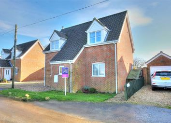 3 bed detached house for sale in Rectory Lane, Bunwell, Norwich NR16
