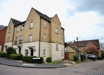 Thumbnail 4 bed end terrace house for sale in Harlow Crescent, Oxley Park, Milton Keynes