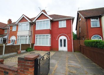 Thumbnail 4 bedroom semi-detached house for sale in Burgh Road, Skegness
