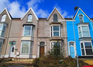 Thumbnail 5 bed terraced house for sale in King Edwards Road, Swansea, City And County Of Swansea.