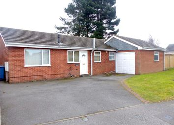 Thumbnail 2 bed bungalow to rent in Elmhurst Road, Forest Town, Mansfield