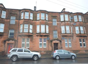 Thumbnail 1 bedroom flat for sale in Whitecrook Street, Clydebank