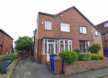 Thumbnail 2 bedroom semi-detached house to rent in Crescent Grove, Hartshill, Stoke-On-Trent