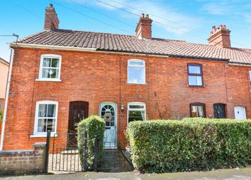 Thumbnail 2 bedroom terraced house for sale in Vimy Ridge, Wymondham