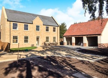Thumbnail 5 bed detached house for sale in Benwick Road, Doddington, March