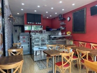 Thumbnail Restaurant/cafe for sale in Kilburn High Road, London