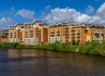 Thumbnail 2 bedroom flat for sale in Bordeaux House, Penstone Court, Century Wharf, Cardiff Bay