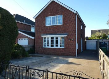 Thumbnail 3 bed detached house for sale in St Nicholas Drive, Wybers Wood, Grimsby