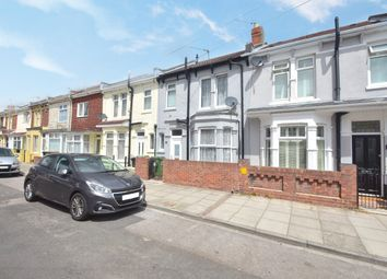 Thumbnail 3 bed terraced house for sale in Kendal Avenue, Copnor, Portsmouth