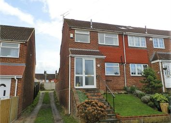 Thumbnail 3 bed end terrace house for sale in Watsons Hill, Sittingbourne, Kent