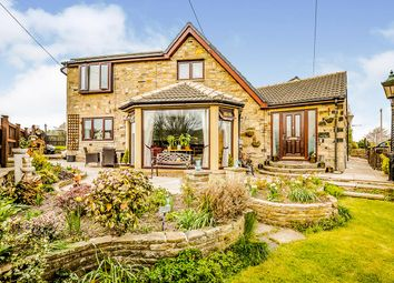 Thumbnail 4 bed detached house for sale in Riley Park, Kirkburton, Huddersfield, West Yorkshire