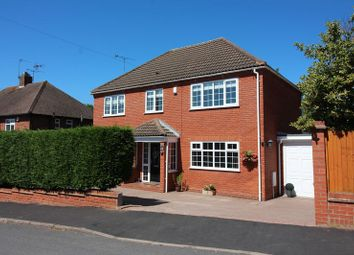 Thumbnail 3 bed detached house for sale in Heathbrook Avenue, Kingswinford