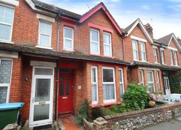 Thumbnail 3 bedroom terraced house for sale in York Road, Littlehampton