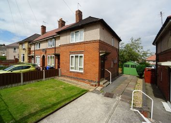 Thumbnail 2 bed end terrace house for sale in Cawdor Road, Sheffield, South Yorkshire
