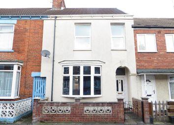 Thumbnail 3 bedroom terraced house for sale in Blenheim Street, Hull