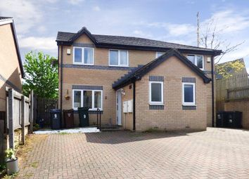 Thumbnail 3 bed semi-detached house for sale in Redwood Close, Bradford, West Yorkshire