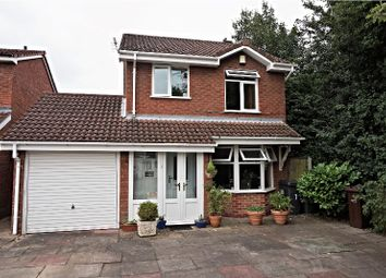 Thumbnail 3 bedroom detached house for sale in Titchfield Close, Wolverhampton