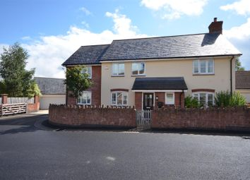Thumbnail 5 bed detached house for sale in Archers Grove, Stogumber, Taunton