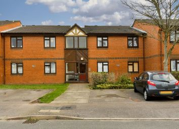 Thumbnail 2 bed flat for sale in Chaffinch Close, Tolworth, Surbiton