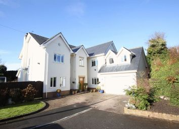 Thumbnail 7 bed detached house for sale in Riverbank Close, Lower Heswall, Wirral