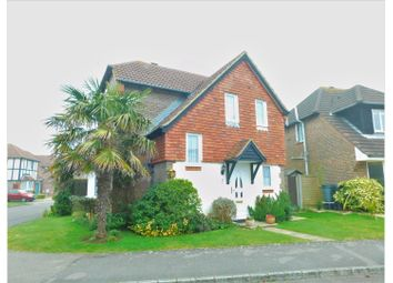 Thumbnail 3 bed detached house for sale in Windsor Drive, Littlehampton