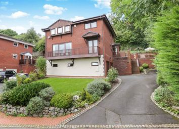 Thumbnail 4 bed detached house for sale in Grove Lane, Tettenhall, Wolverhampton