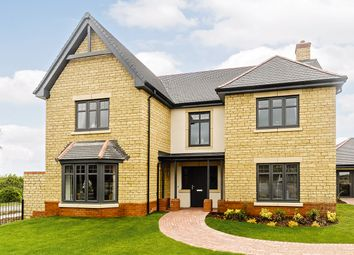 "Thumbnail 4 bed detached house for sale in ""The Wilton"" at Lady Lane, Blunsdon, Swindon"