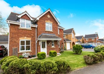 Thumbnail 4 bed detached house for sale in Pear Tree Close, Sleaford