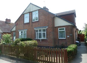 Thumbnail 3 bed semi-detached house for sale in Copinger Road, Leicester