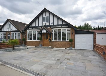Thumbnail 3 bedroom detached bungalow for sale in Ashlyn Grove, Ardleigh Green, Hornchurch