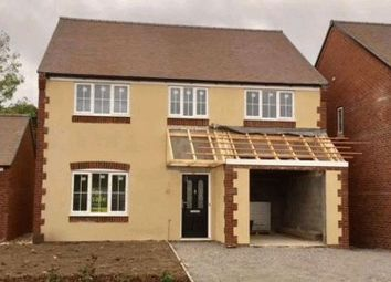 Thumbnail 4 bed detached house for sale in Plot 4, (The Cressage) Bell View, Cross Houses