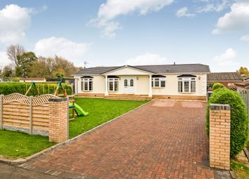 Thumbnail 2 bed mobile/park home for sale in Harby Road, Langar, Nottingham