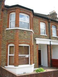 Thumbnail 1 bed flat to rent in Wycliffe Road, London