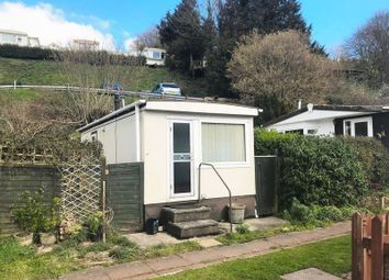 Thumbnail Mobile/park home for sale in Hillside Park, Totnes Road, Paignton