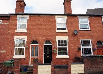 Thumbnail 2 bed terraced house for sale in Findon Street, Kidderminster