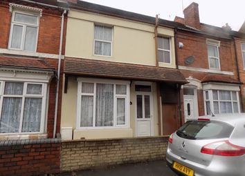 Thumbnail 3 bed terraced house to rent in Dudley, Dudley, West Midlands