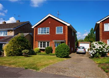 Thumbnail 3 bed detached house for sale in Sidmouth Grange Close, Reading