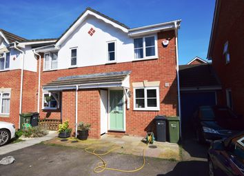 Thumbnail 2 bed semi-detached house for sale in Derry Close, Ash Vale