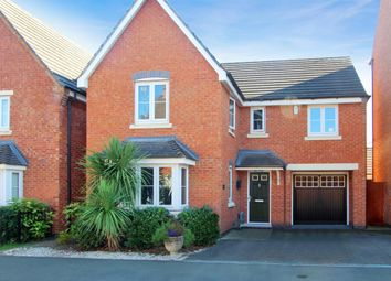 4 bed detached house for sale in Pitchcombe Close, Redditch B98